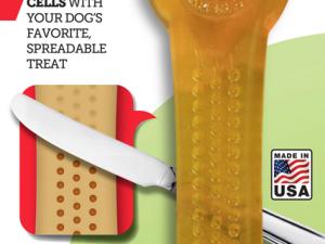 Pet Qwerks Flavorit Flex Peanut Butter Bone XL 20 cm