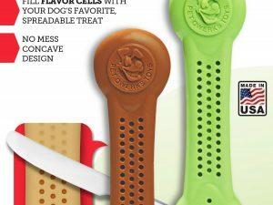 Pet Qwerks Flavorit Nylon Peanut Butter Bone S 10 cm 2 pcs.