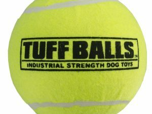 Tuff Ball Holland tennisbal look