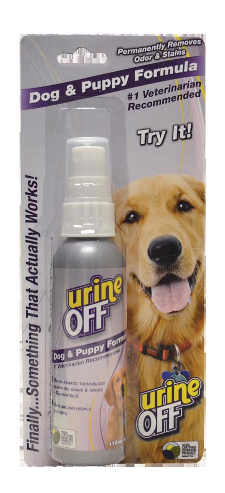 Urine Off Dog & Puppy Blister Spray