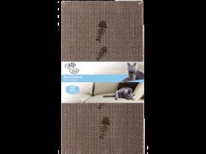 AFP Cardboard Scratcher Grand 47x24,5cm with Catnip