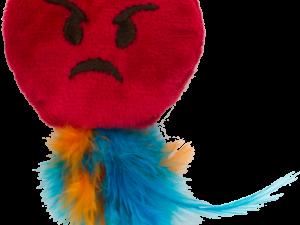 Emoji Cat Angry (met MadNip)
