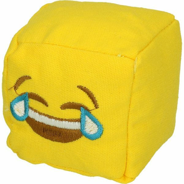 Emoji Cat Cube Jolly (met MadNip)