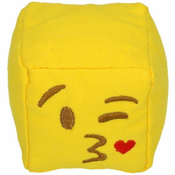 Emoji Cat Cube Kissy (met MadNip)