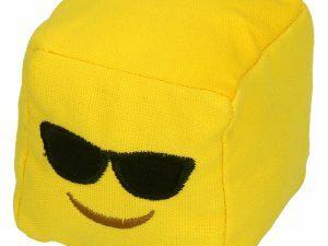 Emoji Cat Cube Sunny (met MadNip)