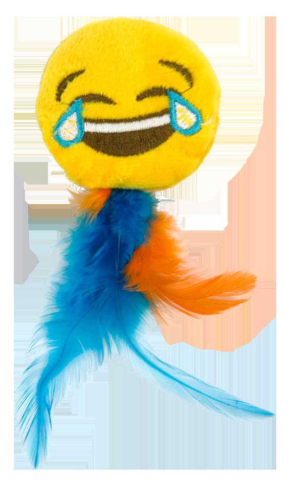 Emoji Cat Jolly (met MadNip)