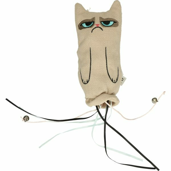 Grumpy Cat Catnip Sock Smell This