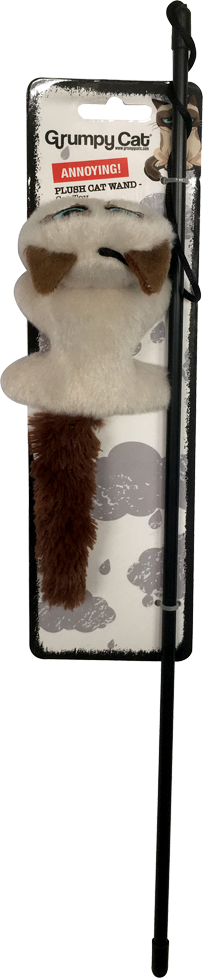 Grumpy Cat Mini Cat Wand