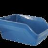 High-back Litter pan 47x38x21cm