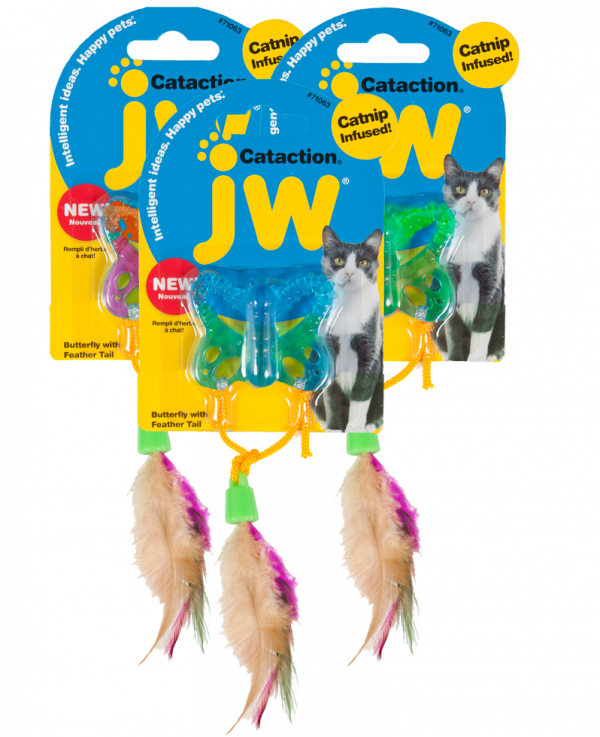 JW Cataction Butterfly with Tail