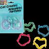 Petmate Doskocil Cat Crazies (multicolor) 4st