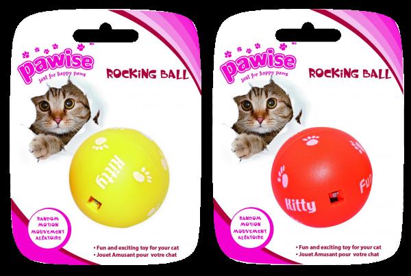 Rocking Balls