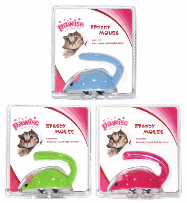 Speedy mouse 9x6x4cm