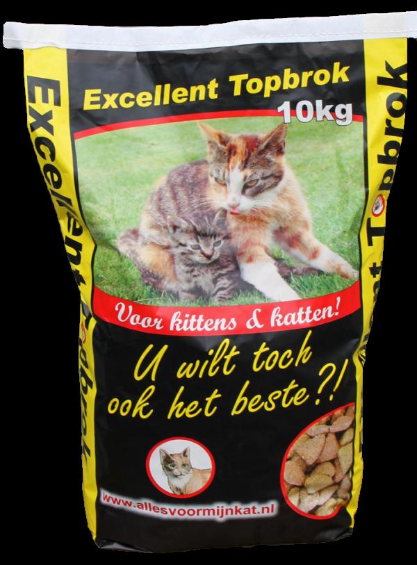 Topbrok Excellent Kat en Kitten