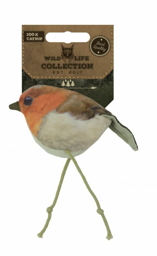 Wild Life Cat Robin (Roodborstje)