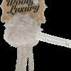 Wooly Luxury Octopus Grijs