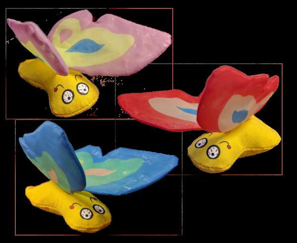 Yeowww Butterfly Paars