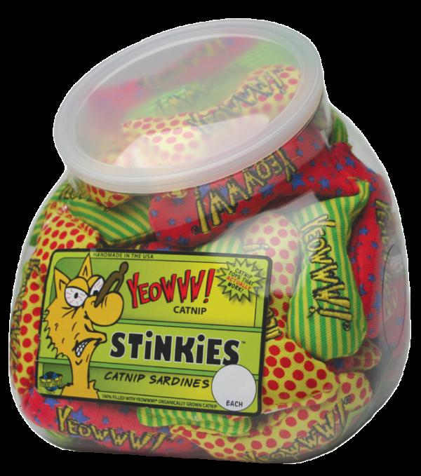 Yeowww Fishbowl of Stinkies (51 st)