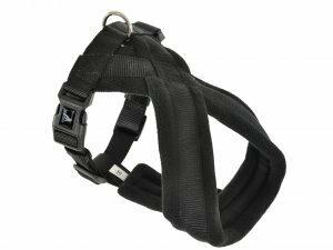 Harnas Comfort Nylon zwart 35cm S