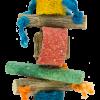 Birrdeeez Jumbo Macaw Parrot Rope Toy