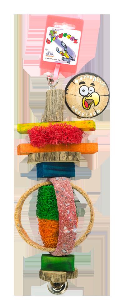 Birrdeeez Parkiet houten speelgoed
