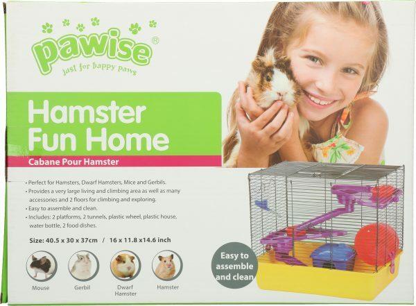Hamster Fun Home L (41x30x37cm)