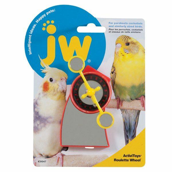 JW Activitoy Roulette Wheel