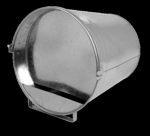 Pluimvee drinkemmer (gegalv) 7 liter