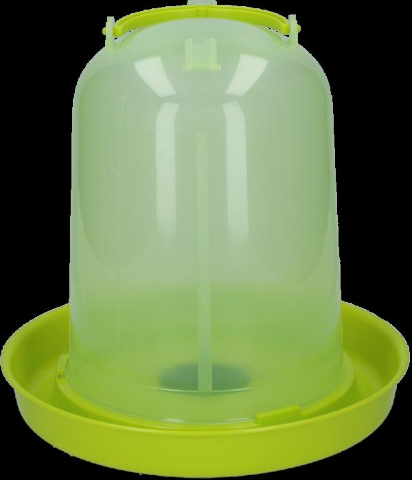 Pluimvee drinktoren 8 l lemon met stop
