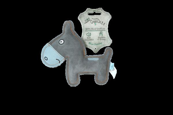Tiny Doodles Donkey blauw