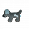 Tiny Doodles Puppy blauw