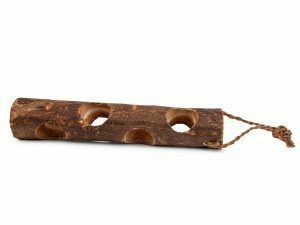 Emma Vetstaafjehouder hout 25cm