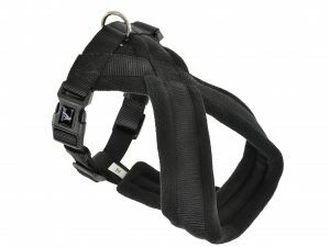 Harnas Comfort Nylon zwart 50cm M-L