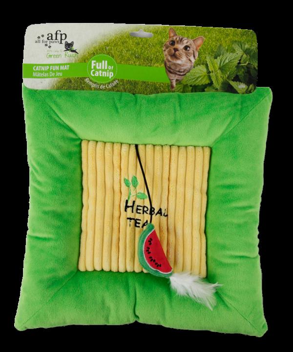 AFP Green Rush - Catnip Fun Mat