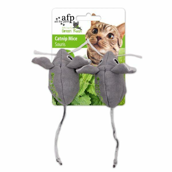 AFP Green Rush - Catnip Mice