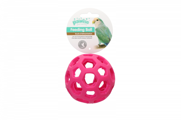 Bird feeding ball