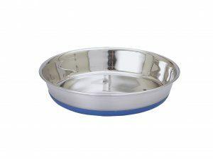 Eetbak inox antislip Shallow 12cm 0,25L