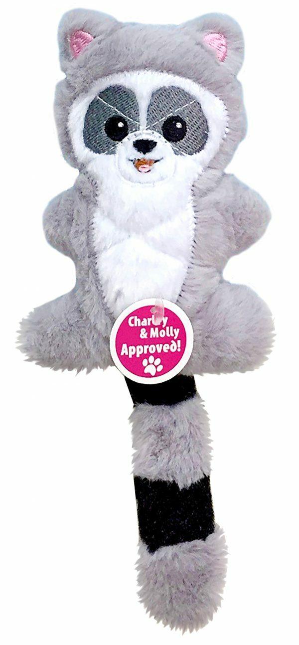Charley & Molly Comfort Layered Raccoon