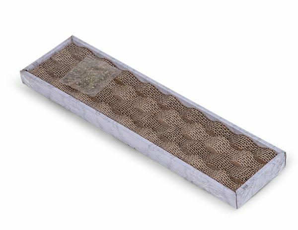 Krabstrook karton 45,5x12,5x5cm S