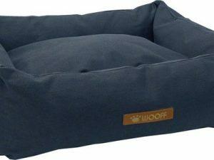 Wooff hondenmand Cocoon Vintage Blauw 90x70x22cm