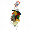 Birrdeeez Strangled Bell Parrot Toy 400mm