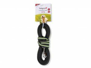 Trainingslijn nylon groen 5mx17mm