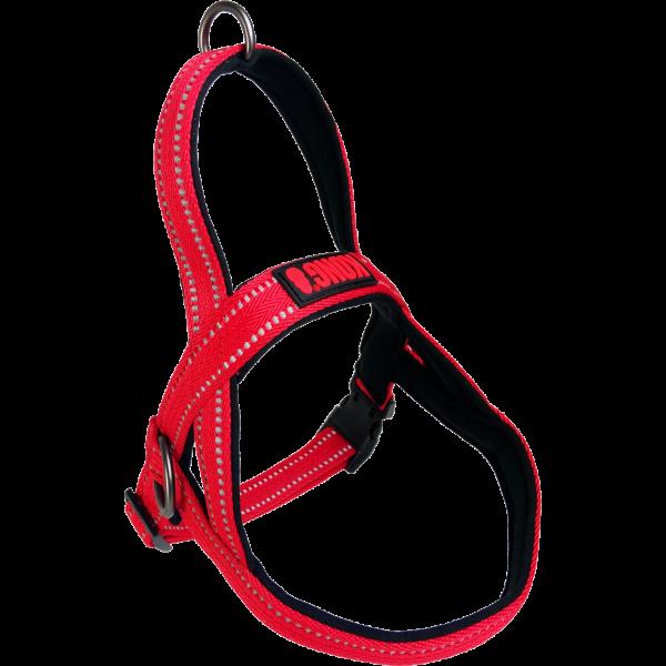 KONG Norwegian harness M Red