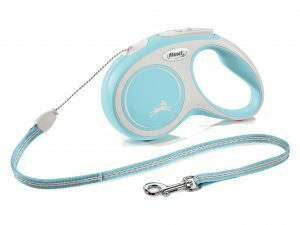 Flexi New Comfort S (koord 5m) lichtblauw