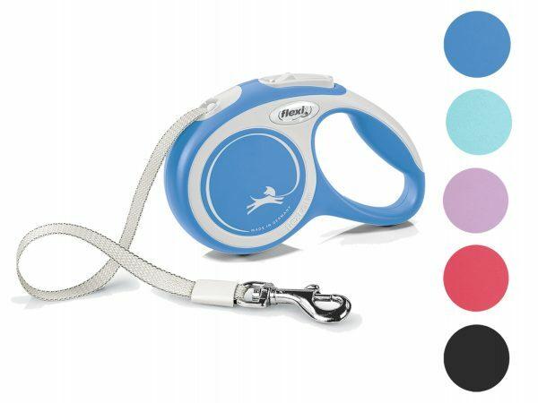 Flexi New Comfort XS (riem 3m) blauw