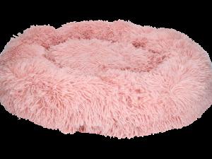 Let's Sleep Donut M Beige Roze
